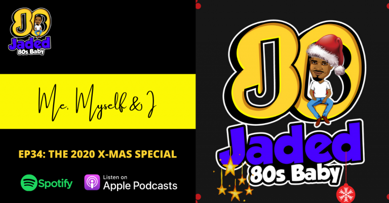 Jaded 80s Baby podcast - Christmas Special